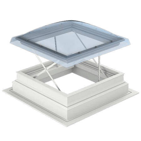 VELUX smoke ventilation for flat roof